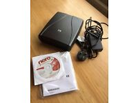 HP Car CD changer for a BMW 5 series e60. Very good condition