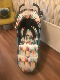 Cosatto Yo 2 Go Lightly pushchair - in great condition.
