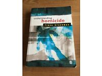 Understanding Homicide - Fiona Brookman