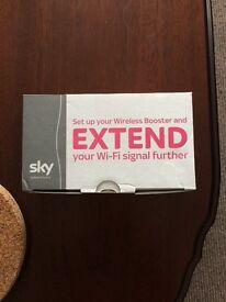 Sky Internet Booster for sale