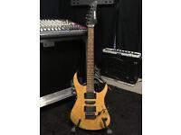 Yamaha Electric Guitar - Stunning Ltd Edition Black/Orange/Yellow Burst - Recording Studio Sale