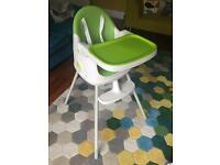 Keter 3-in-1 Baby Chair
