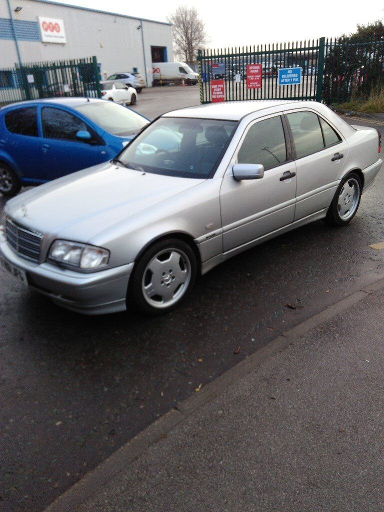 1998 mercedes w202 c class c240 amg in hull east for Mercedes benz c class w202