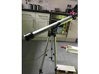 Power seeker 660 star gaze telescope