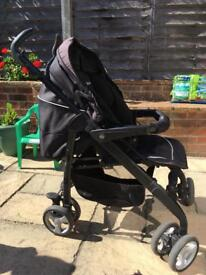 Silver cross 3d buggy travel system