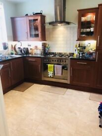 Very large 2 double bedroom flat in West Hampstead, within catchment area of Emmanuel Primary School