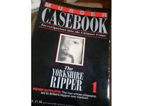 Murder Casebook - #1-120 - All in excellent condition