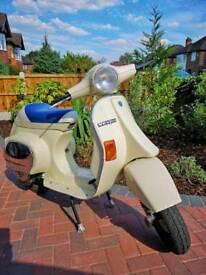 Piaggio Vespa PK50n scooter