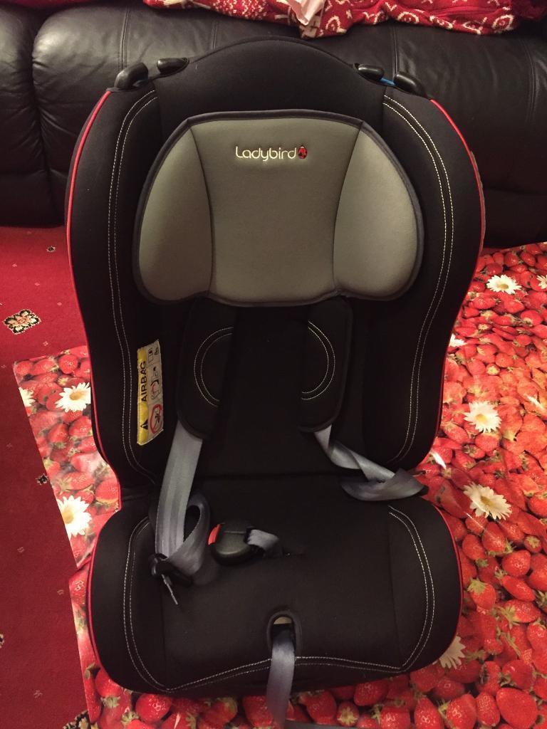 Ladybird car seat   in Cradley Heath, West Midlands   Gumtree