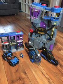 Batman Complete Play Set