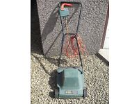 LAWN MOWER BLACK & DECKER GR 120 - SUITABLE FOR SMALL LAWN