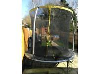 Full sized trampoline for sale LU2