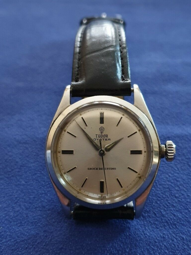 Vintage Small Rose Tudor by Rolex Oyster Ref 7934 Cal 1156 Mechanical Watch | in Billericay, Essex | Gumtree