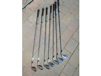 Titleist 695MB forged irons PW - 4Iron