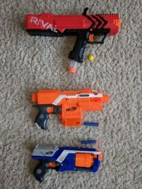 Nerf Rival, brand new