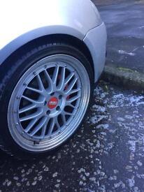 """Bbs lm alloy wheels 19"""", 5x112 fitment, Audi, VW alloy wheels, Swap px"""