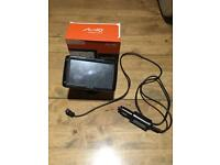 Mio SAT NAV with cord and box