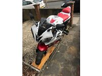 YAMAHA R6 2007 WHITE/RED