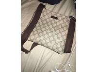 Authentic Gucci messenger