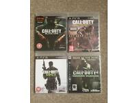 PS3 Call of Duty Collection