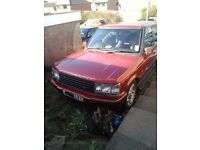 Range Rover 2.5dse automatic Car
