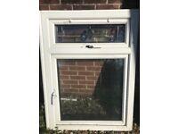 Free window glass not broken