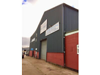 Indusrie Unit for let 4,500 sq ft : Unit 3 Usworth Road Hartlepool TS25 1PD