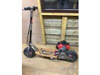 Petrol scooter big foot 49cc