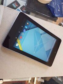 Google Nexus 7, 1st Generation, 16GB storage