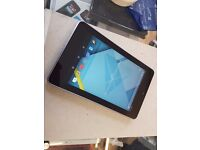Google Nexus 7, 1st Generation, 16GB storage