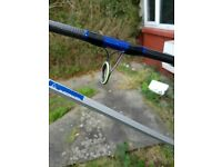 century tip tornado sport mk2 custom for fixed spool