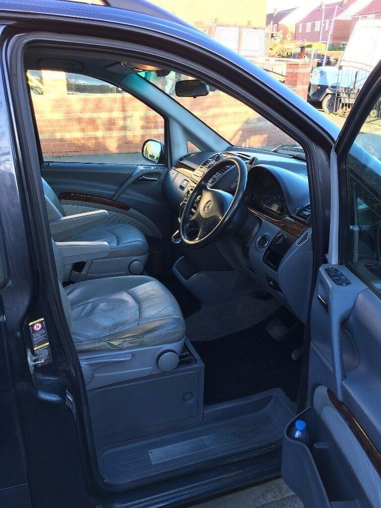 Mercedes Viano 2.2 CDI 8 Seater Limo Vito 2004/2005