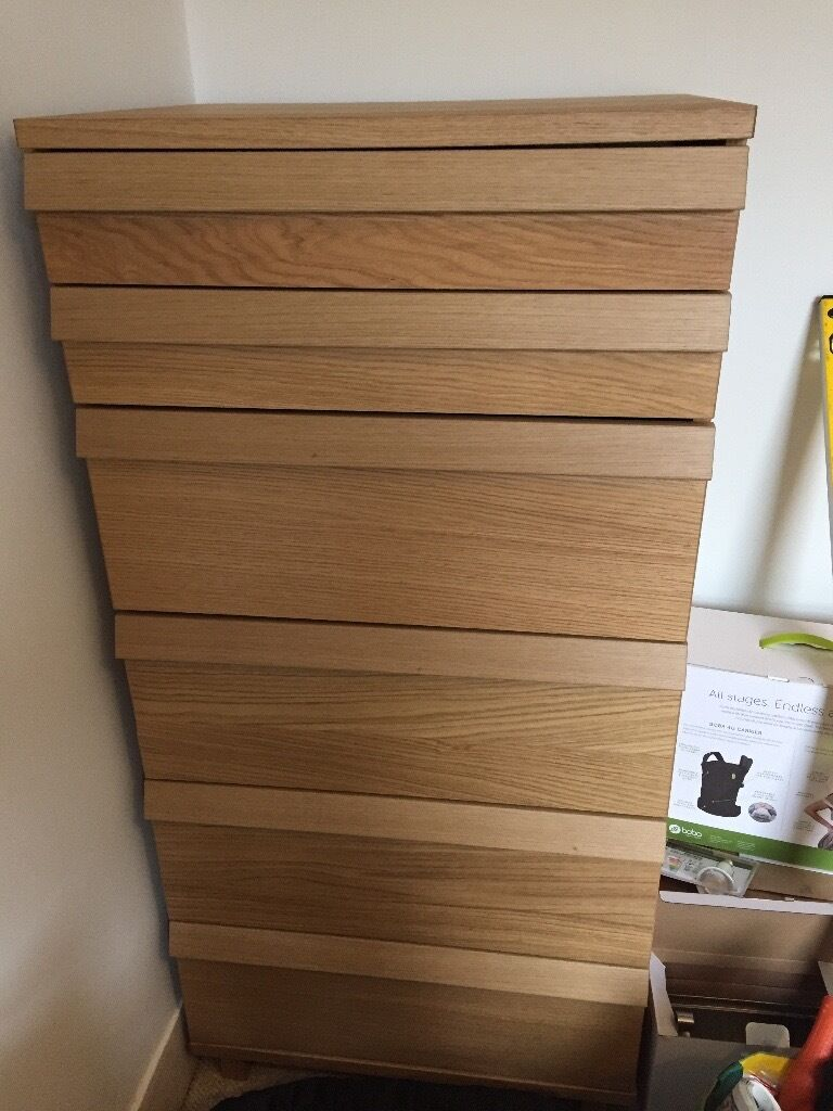 ikea oppland chest of drawers in leytonstone london gumtree