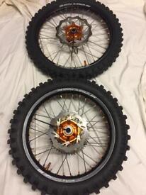 SM PRO wheels ktm