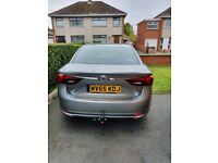 Toyota, AVENSIS, Saloon, 2015, Manual, 1598 (cc), 4 doors