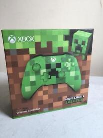 New Xbox One Creeper Wireless Controller