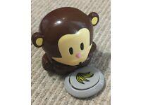 Mini Portable Monkey Nail Polish Dryer Fan