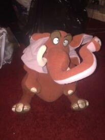 Disney medium soft toy Tantor Tarzan
