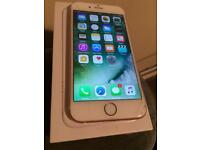 iPhone 6s rose gold 64gb on Vodafone