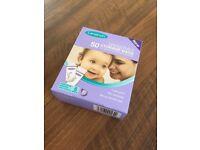 Lansinoh Breast Milk Storage Bags 50 & Breast pads 20