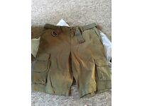Men's cargo shorts BNWT