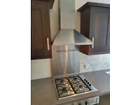 Gas Hob with 4 rings, good working condition