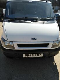 55 plate ford transit 85 t260