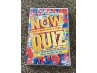DVD now that's what I call music quiz