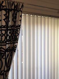 Patio Door Vertical Blinds