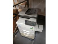 Ricoh photocopier working