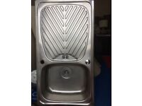 Stainless Steel Inset Sink