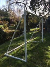 Single Networld Sports Kids Garden Goalposts