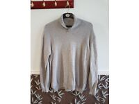Mens George Smart Grey Jumper Size XL - Good Condition