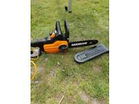 Works chainsaw